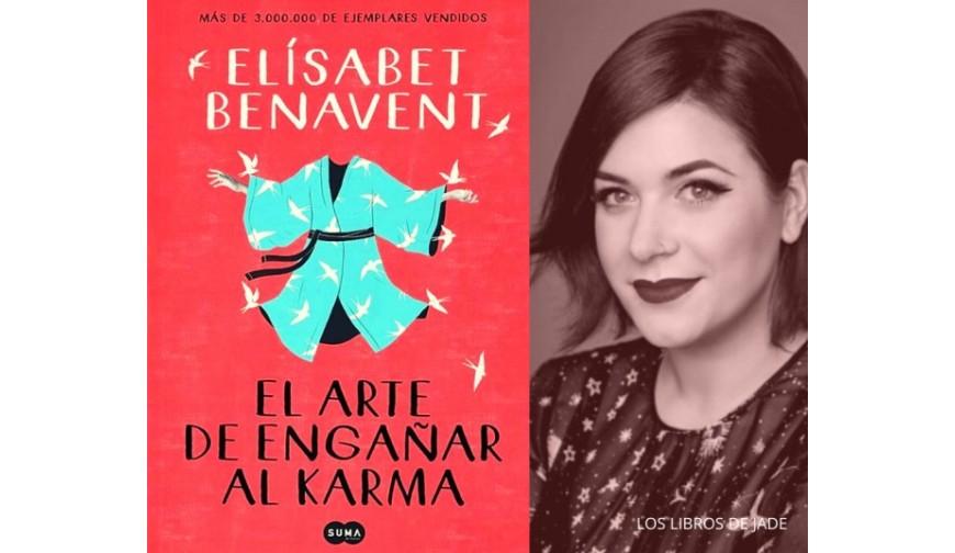 NUEVO LIBRO DE ELISABETH BENAVENT